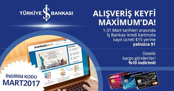 Türkiye İş Bankası Kampanya