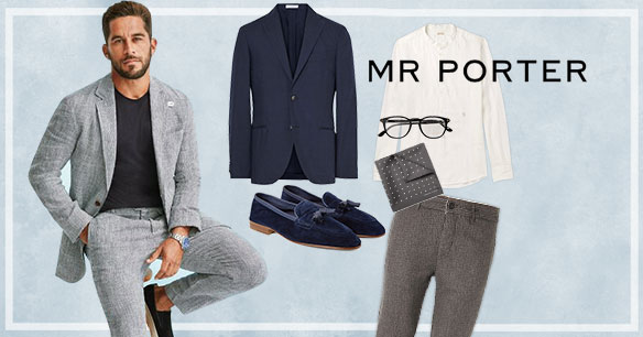 Mr. Porter marka ürünleri Amerika'dan satın al