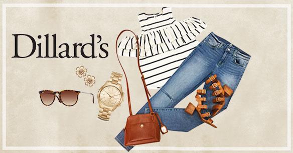 Dillard's marka ürünleri Amerika'dan satın al