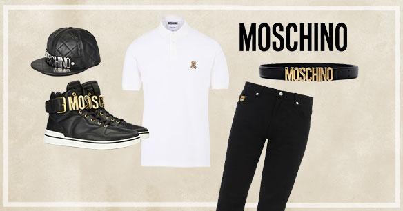 Moschino marka ürünleri Amerika'dan satın al