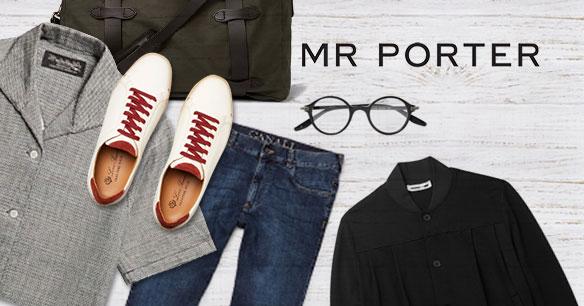 Mr Porter marka ürünleri Amerika'dan satın al