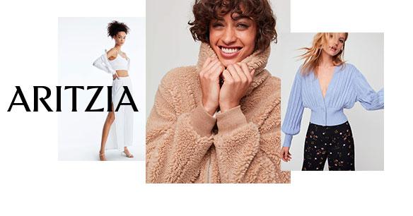 Aritzia marka ürünleri Amerika'dan satın al