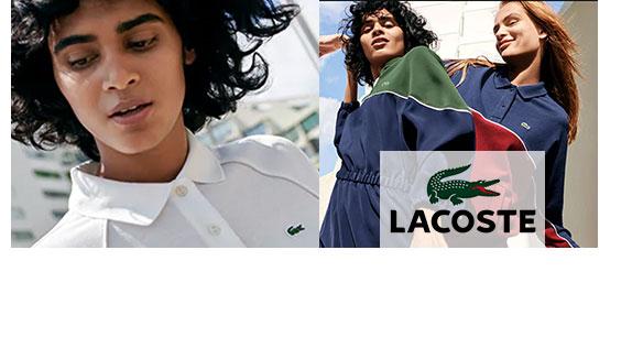 Lacoste marka ürünleri Amerika'dan satın al