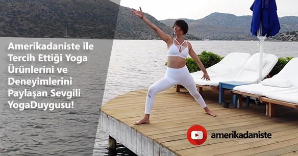 Amerikadaniste Youtube Yoga